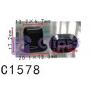 Втулка Универсальная (7703081176, LR000080, 699796, 9621824880, 500389689)