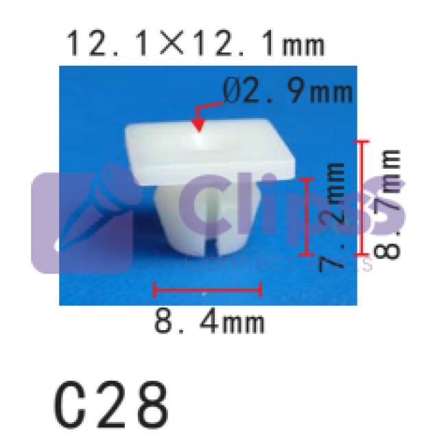Втулка GM (14013246)