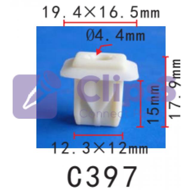 Втулка GM Chevrolet (11517873)