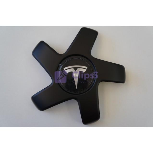Колпак на литые диски Tesla / черный (1 шт) 104423400A
