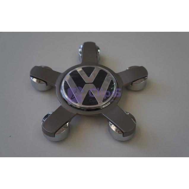 Колпак на литые диски Volkswagen / 5 лап (1 шт) 8RO601165